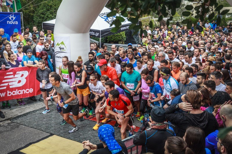 5th Lycabettus Run 10 March 2019