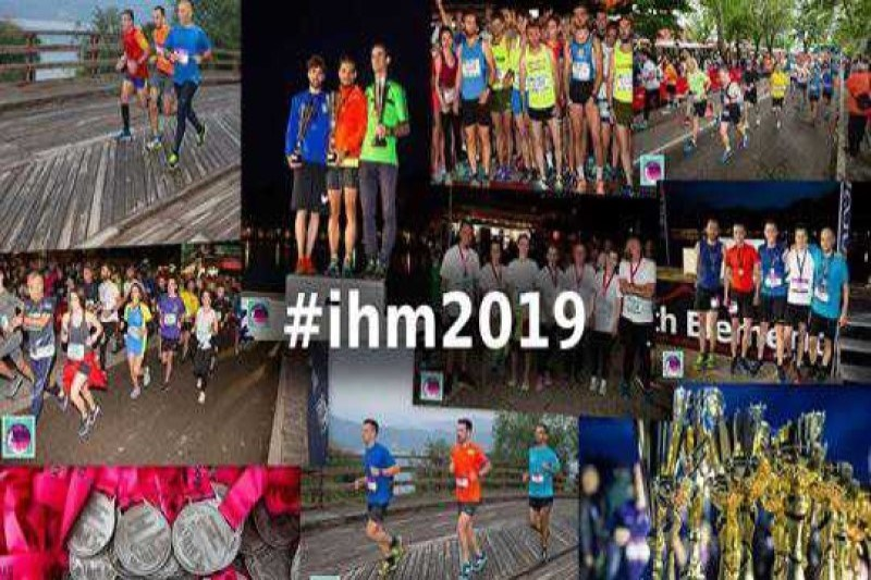 4th  Night-Half Marathon Ioannina May 4 2019