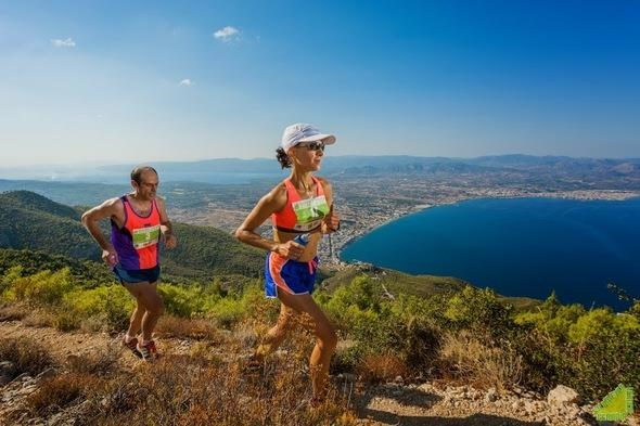 6th Geraneia trail race & 4th Peraia Hora trail race 7 April 2019