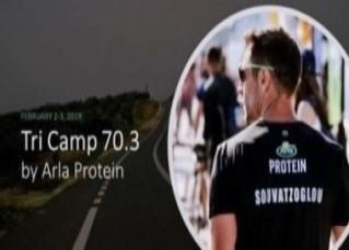Tri Camp 70.3 by Arla Protein