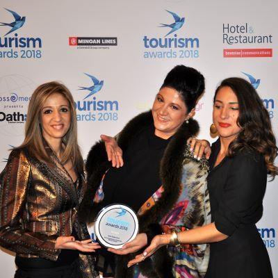 #ST76 won the SILVER Award at Tourism Awards 2018!